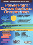 DENOMINATIONS COMPARISON (POWERPOINT) CD