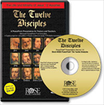 TWELVE DISCIPLES POWERPOINT