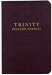 TRINITY PSALTER HYMNAL LEATHER TPH1030