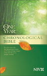 ONE YEAR CHRONOLOGICAL BIBLE-NIV PAPERBACK