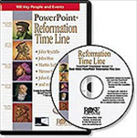 REFORMATION TIME LINE POWERPOINT