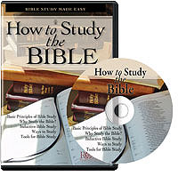 HOW TO STUDY THE BIBLE POWERPOINT