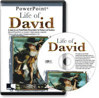 LIFE OF DAVID-- POWERPOINT