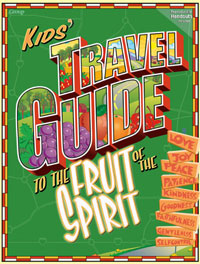 KID'S TRAVEL GUIDE-FRUIT OF SP