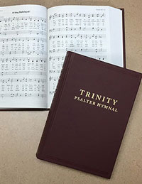 TRINITY PSALTER HYMNAL - PEW EDITION