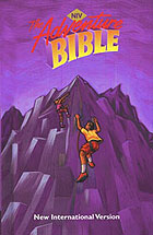ADVENTURE BIBLE-REVISED PAPER NIV